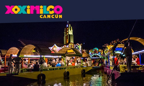 Resultado de imagen para TOUR XOXIMILCO
